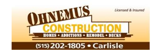 Ohnemus Construction Inc